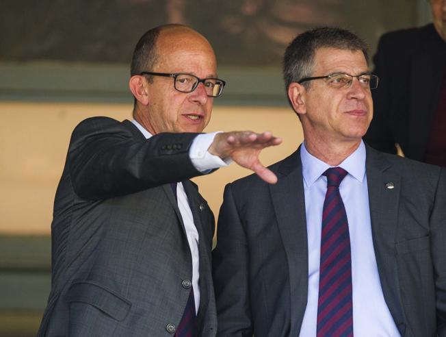 Barça zaprosiła Venablesa, Cruyffa, Rijkaarda i Guardiolę do Berlina