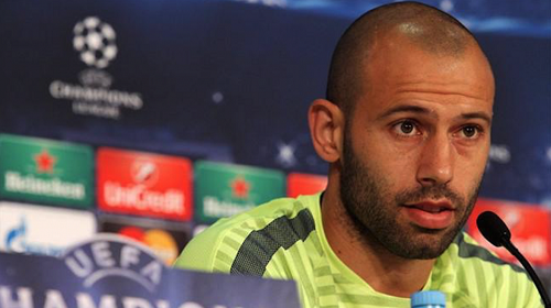Mascherano: Barça Guardioli była wielka, obecna też chce być