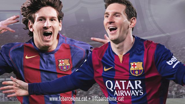 Leo Messi – 10 lat i 403 bramki