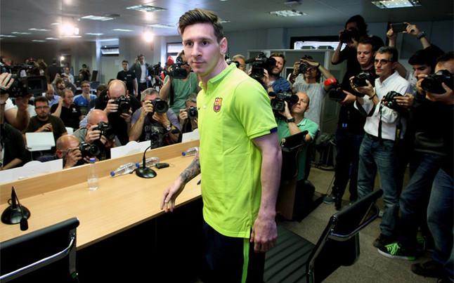 Messi: Motywuje mnie spotkanie, nie Guardiola