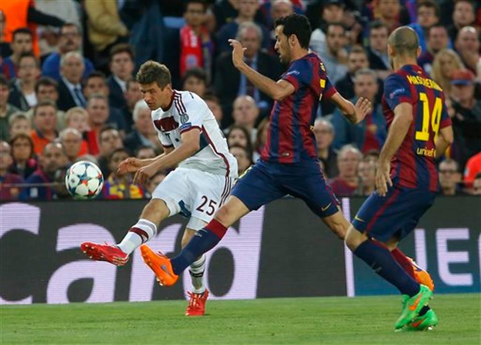 Müller: W rewanżu musimy zagrać jak z Porto