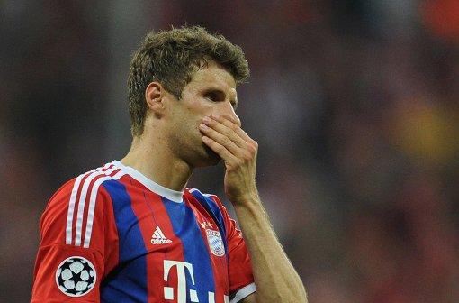 Müller: Nie potrafiliśmy sobie stworzyć dobrych okazji