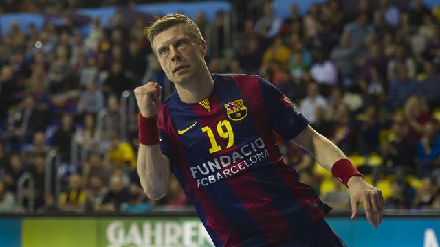 FC Barcelona – BM Guadalajara 45:30; Wysokie zwycięstwo po przerwie reprezentacyjnej