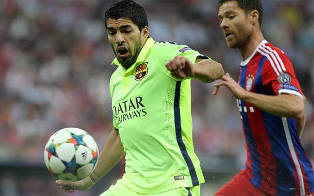 Suárez zszedł z boiska z drobnym urazem mięśniowym