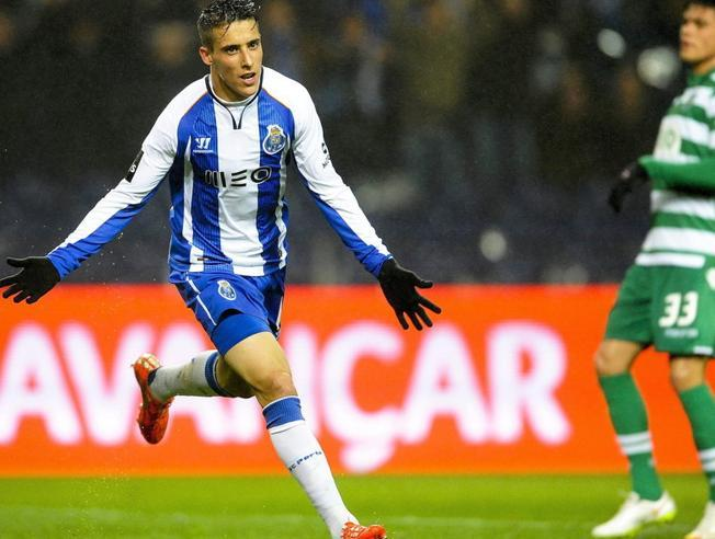 Cristian Tello zostanie w Porto