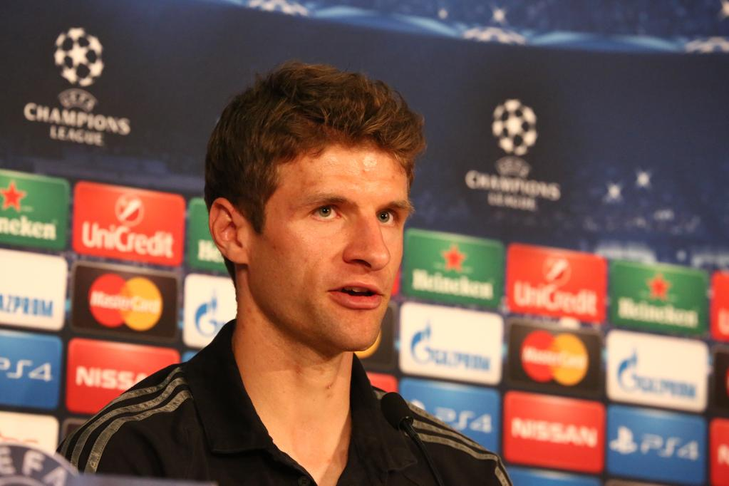 Müller: Musimy pokazać, że nie mamy nic do stracenia