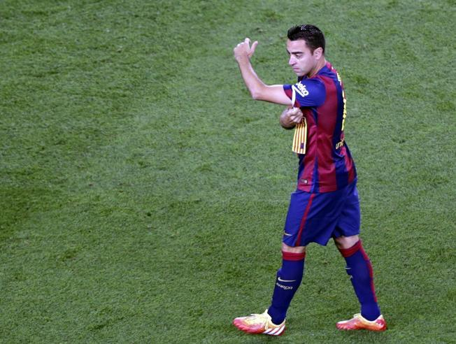 Xavi: To, co robi Messi, jest wręcz skandaliczne