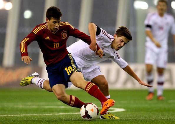 Pięciu piłkarzy zagra na Euro U17