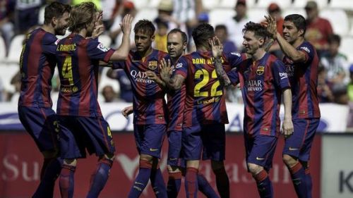 Rozstrzelani; Córdoba CF – FC Barcelona 0:8