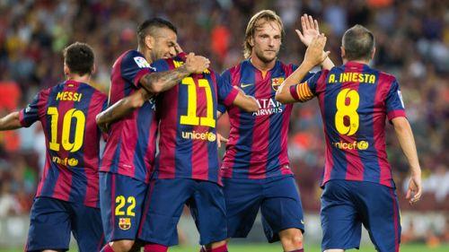 FC Barcelona – Bayern Monachium; Składy