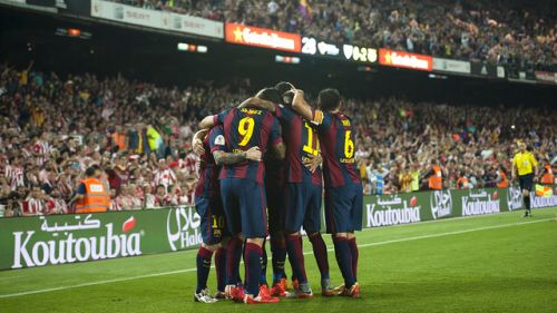 FC Barcelona, Athletic Club