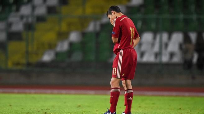 Hiszpania odpada z Euro U17