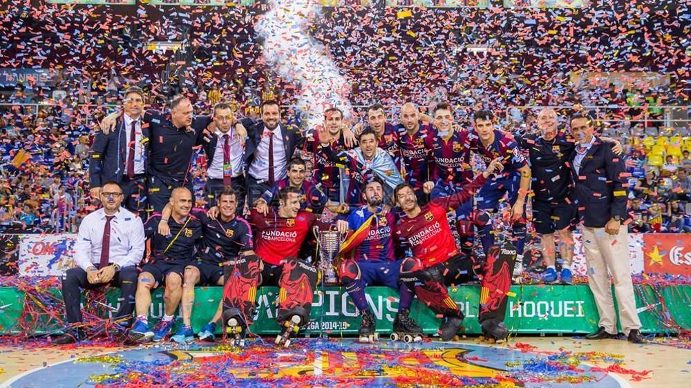 Wygrana i celebracja Mistrzostwa!