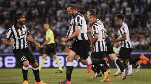 Juventus z Pucharem Włoch