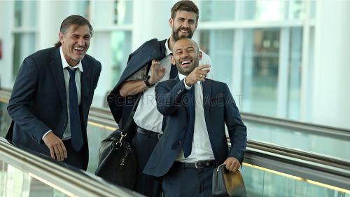 Piłkarze już w Monachium