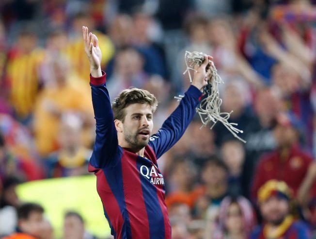 Piqué: Dwa tytuły są dobre, ale trzy to perfekcja