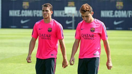 Sandro, Samper i Munir zostaną w Barcelonie