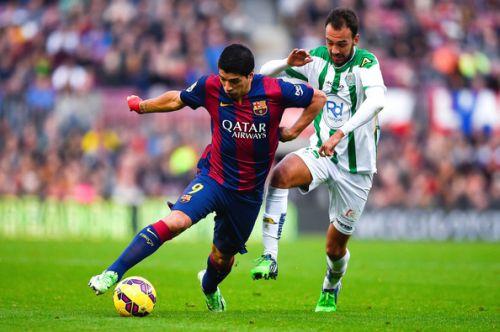 Córdoba CF – FC Barcelona; Składy