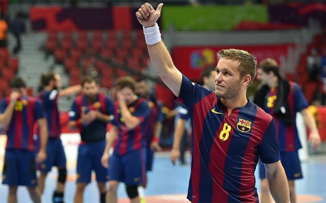 FC Barcelona – Rhein-Neckar Löwen: Zwycięstwo i awans do ćwierćfinału LM (26:20)
