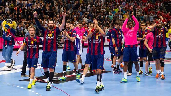 Piłkarze ręczni wygrywają Ligę Mistrzów!