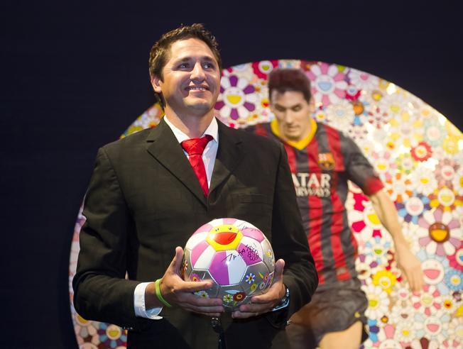 Edmílson: Messi, po Pelé, jest największym piłkarzem, jakiego widziałem