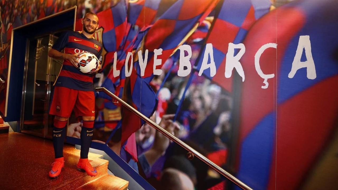 Aleix Vidal zawodnikiem FC Barcelony