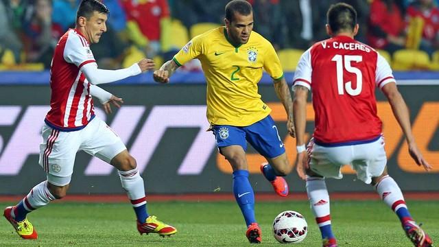 Dani Alves: Źle odczytaliśmy mecz, powinniśmy bardziej go kontrolować