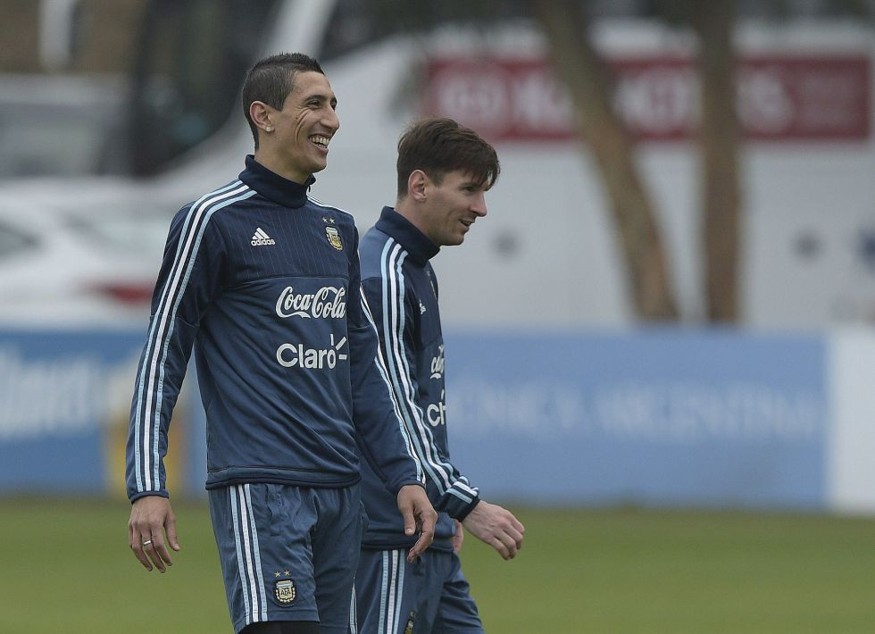 Di María bombą transferową Barçy