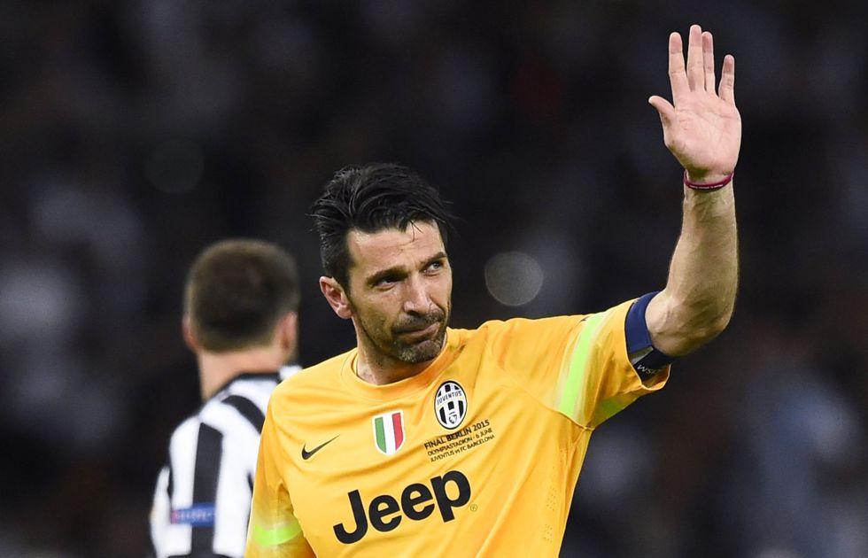 Buffon: Wygrała lepsza drużyna
