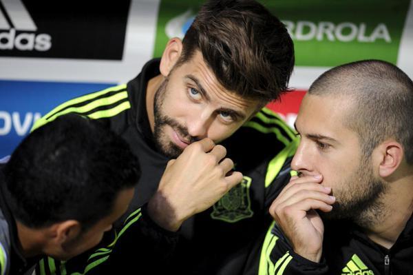 Zwycięska Hiszpania, uraz Vidala