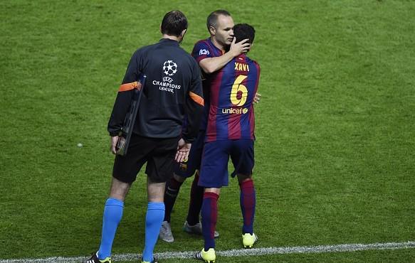 Iniesta: To taki dzień, w którym jesteś dumny z Barçy