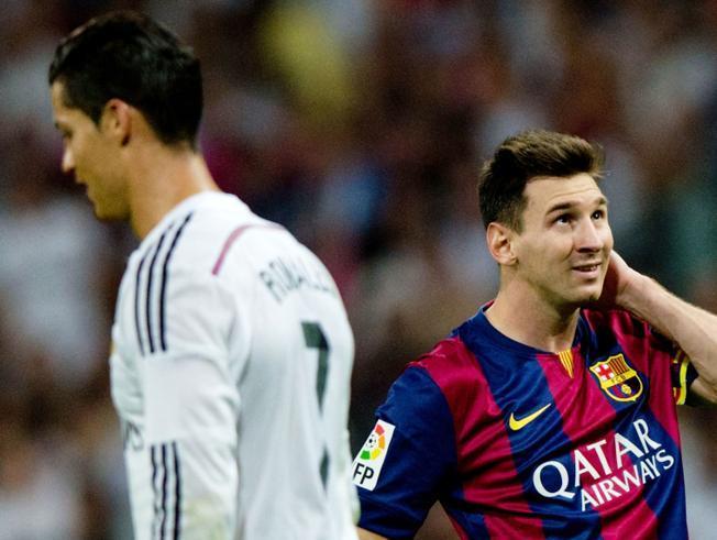 Messi: Rywalizacja z Ronaldo nie istnieje
