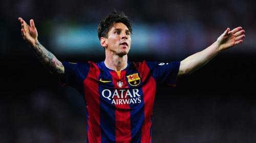 Leo Messi najdroższym zawodnikiem na świecie