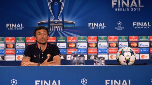 Luis Enrique: Czas na pokonanie mistrza Włoch