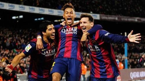 Luis Suárez: Messi jest najlepszy, a my staramy się mu dorównać