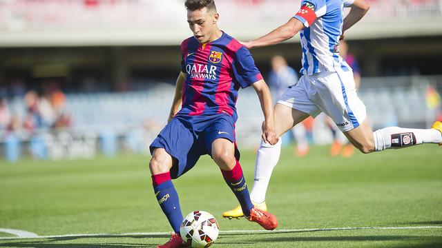 FC Barcelona B – Leganés: Porażka i spadek do Segunda B (2:5)