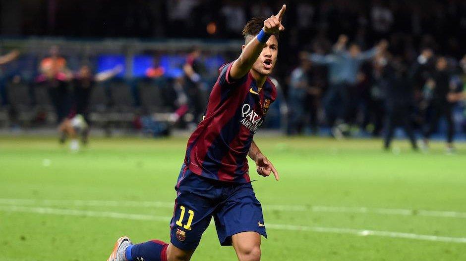Neymar zgodził się przedłużyć kontrakt z Barçą