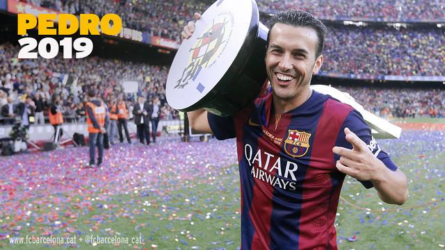 Pedro przedłuży kontrakt z FC Barceloną