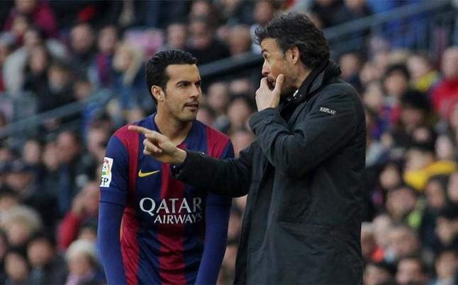 Luis Enrique chce napastnika na miejsce Pedro