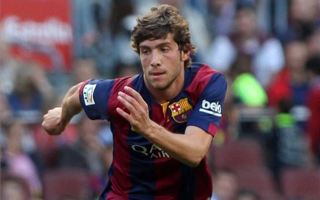 Orobitg: Barça nie chce by Sergi Roberto odszedł