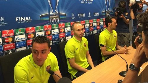 Xavi: To byłby zaszczyt wygrać Ligę Mistrzów po raz piąty