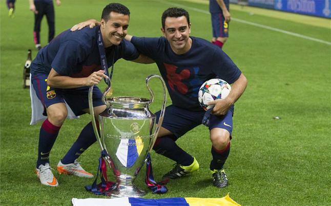 PSG myśli o sprowadzeniu Pedro
