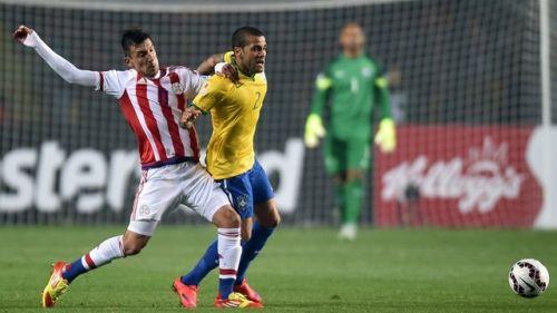 Paragwaj wyeliminował Brazylię w rzutach karnych
