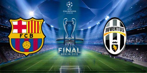 Juventus Turyn – FC Barcelona; Składy