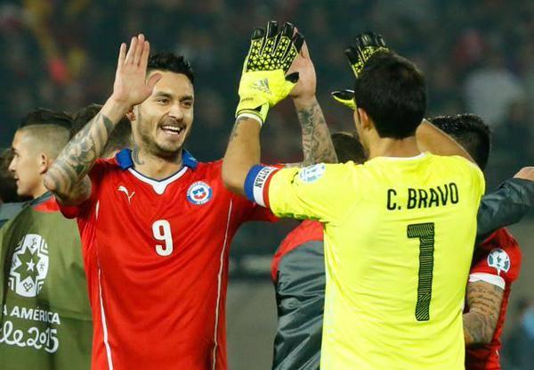 Chile w półfinale Copa América!