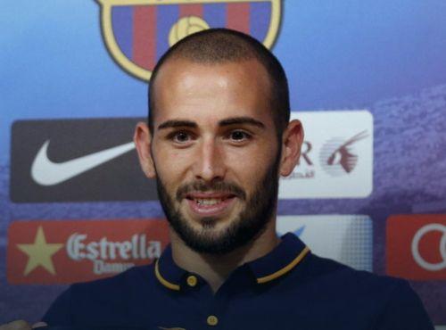 Aleix Vidal: Mam nadzieję, że Alves zostanie w Barçy
