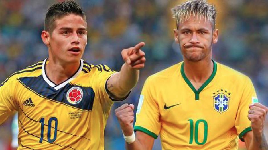 James: Neymar prezentuje niesamowity poziom