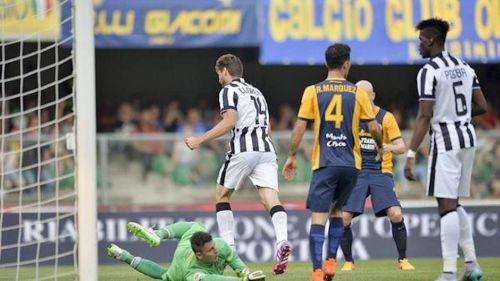 Remis Juventusu przed finałem