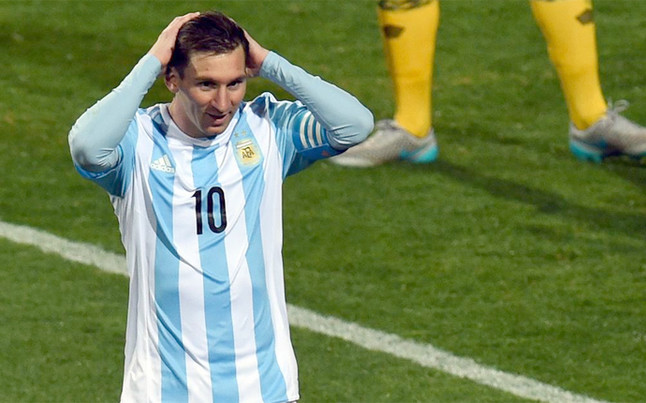 Messi: Neymar to mój przyjaciel, jest mi przykro