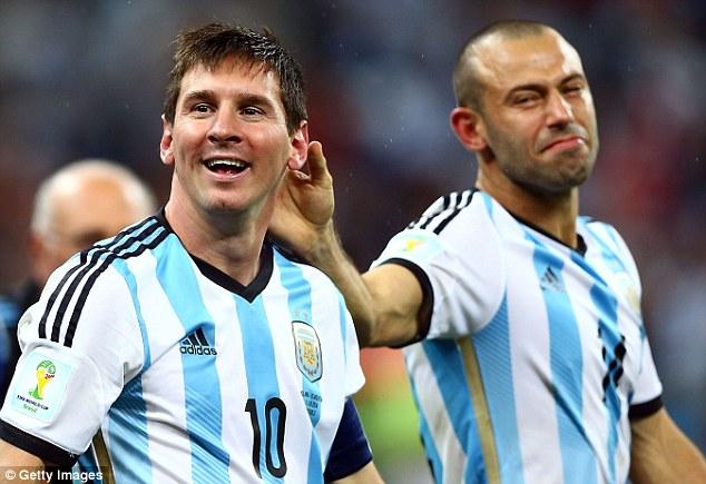 Najlepsza XI ćwierćfinałów Copa América